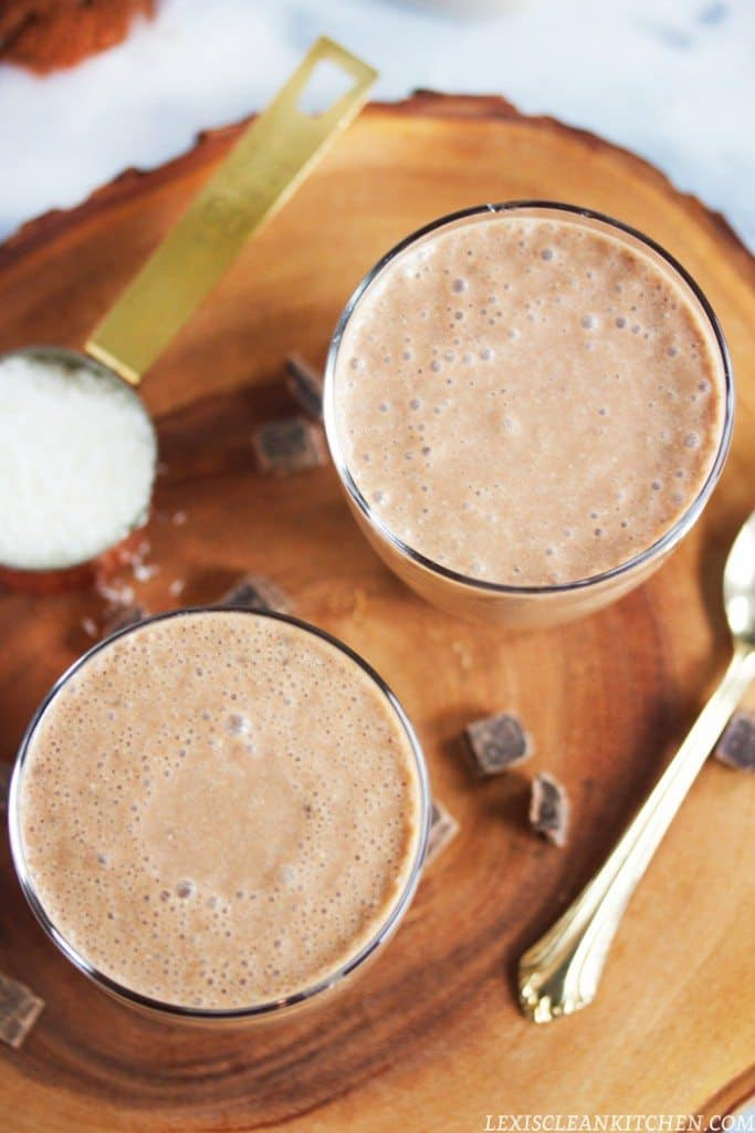 Creamy 'Mounds' Smoothie