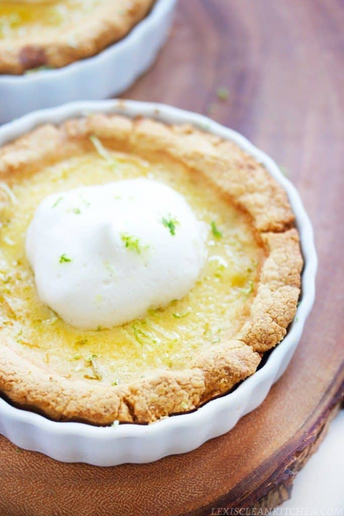 Key Lime Pie Tarts Lexi S Clean Kitchen