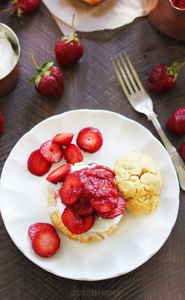 Strawberry Shortcake Lexi S Clean Kitchen