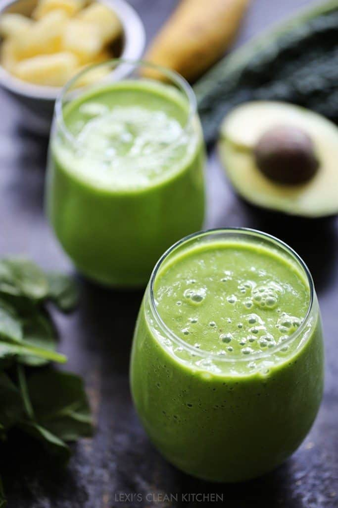 Green Summer Smoothie
