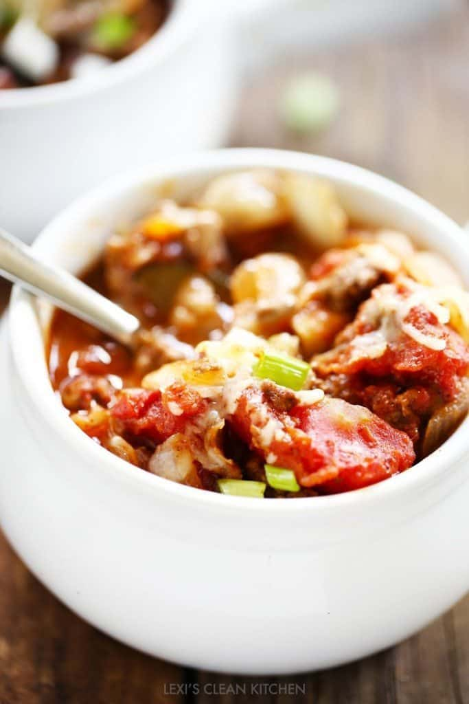 30-Minute Taco Soup