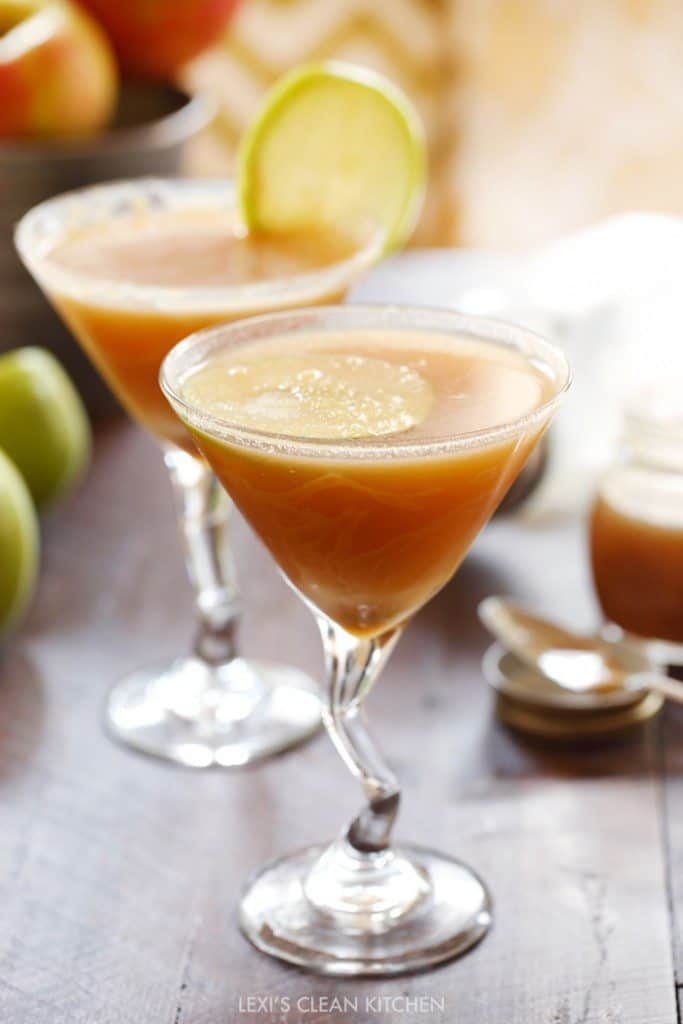 CaramelAppleMartini