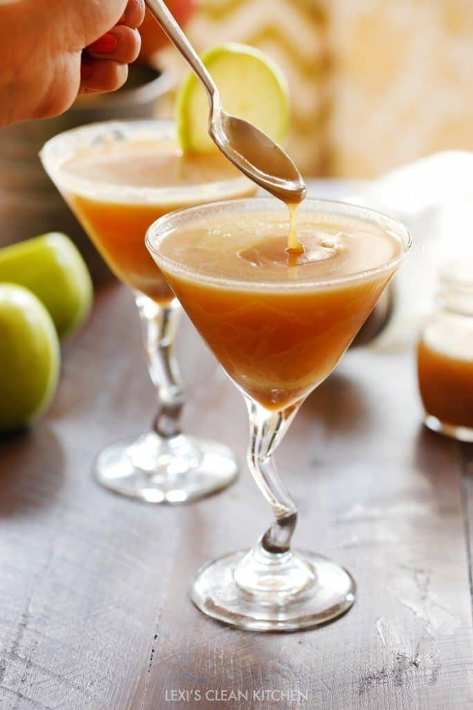 Caramel AppleMartini 1