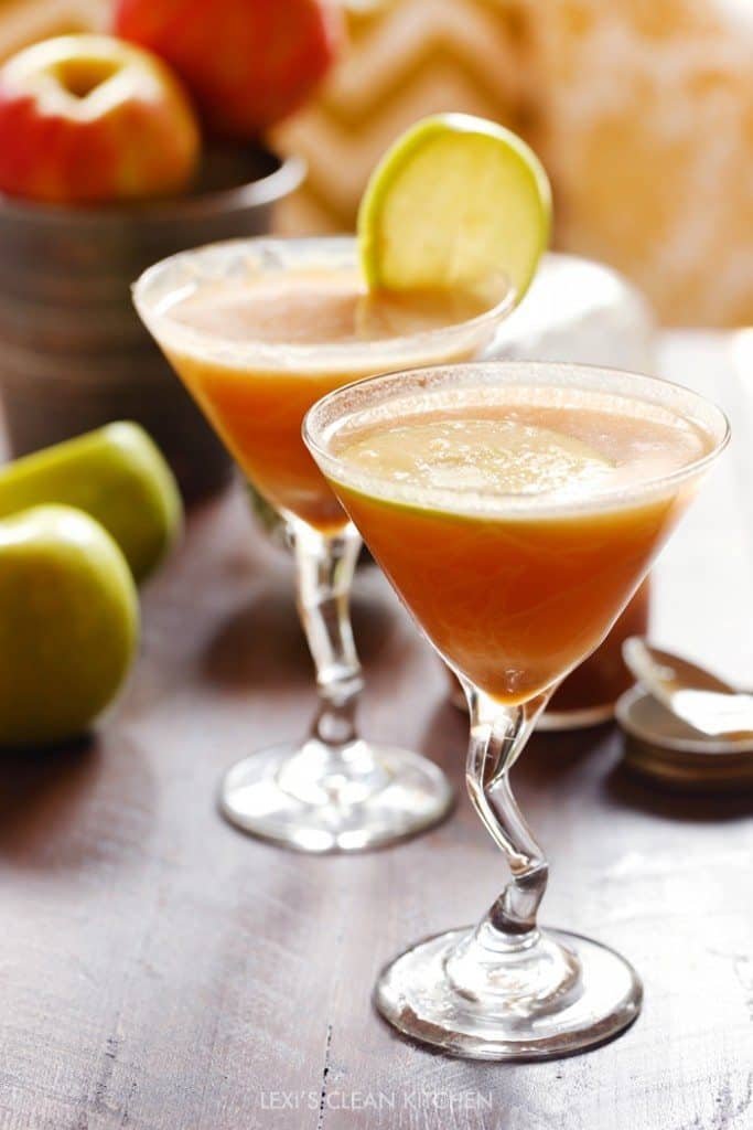 CaramelAppleMartini7