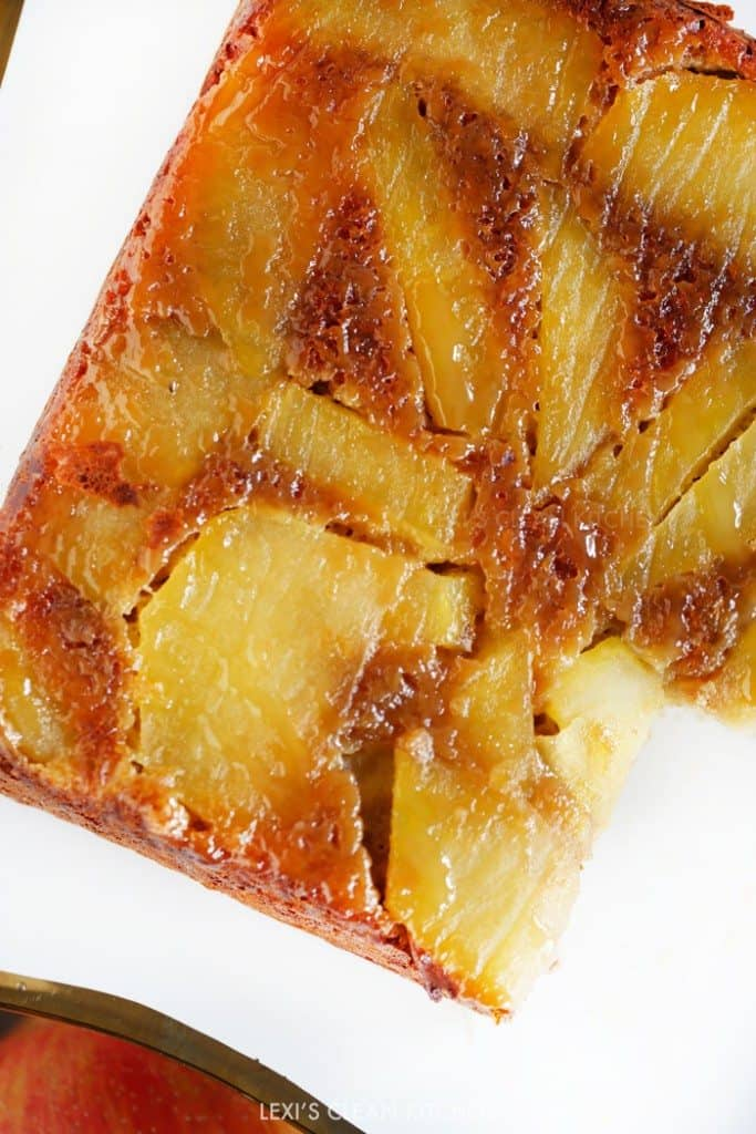 upside down apple cake Archives - Lexi's Clean Kitchen