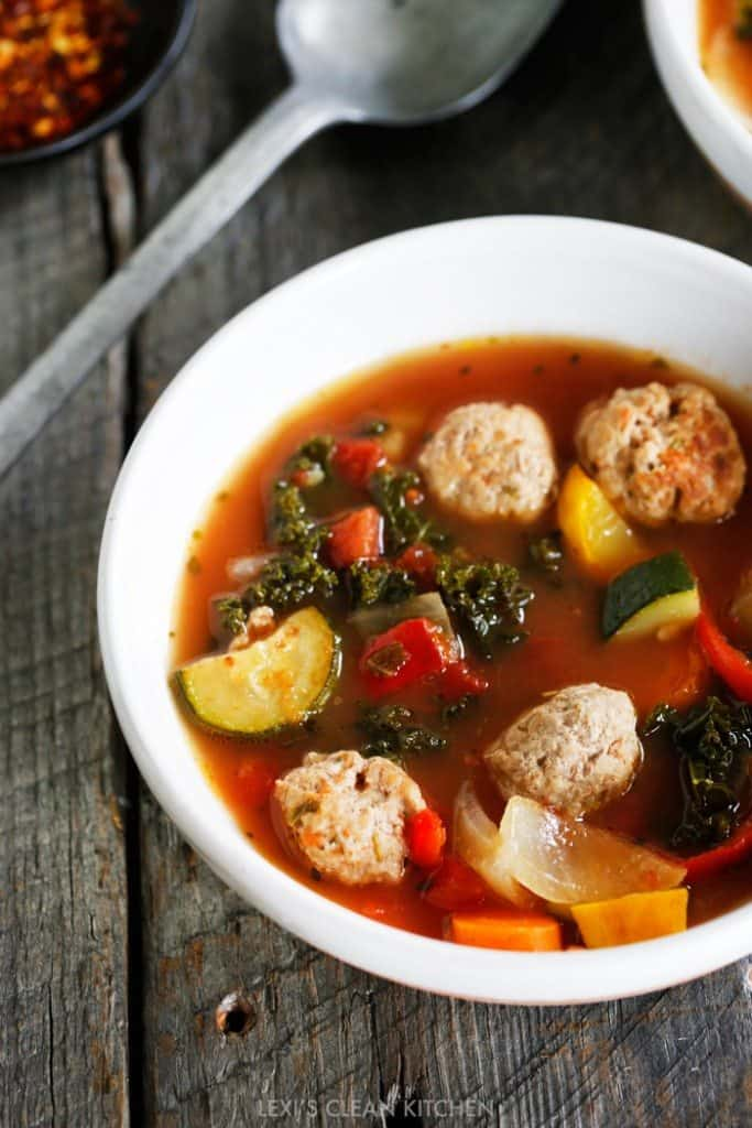 MeatballVeggieSoup5