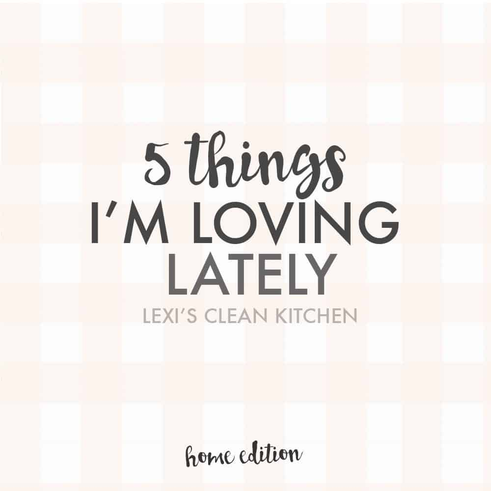 5THINGSIMLOVING