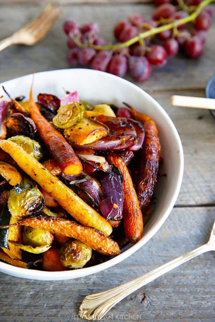 Perfect Roasted Veggies