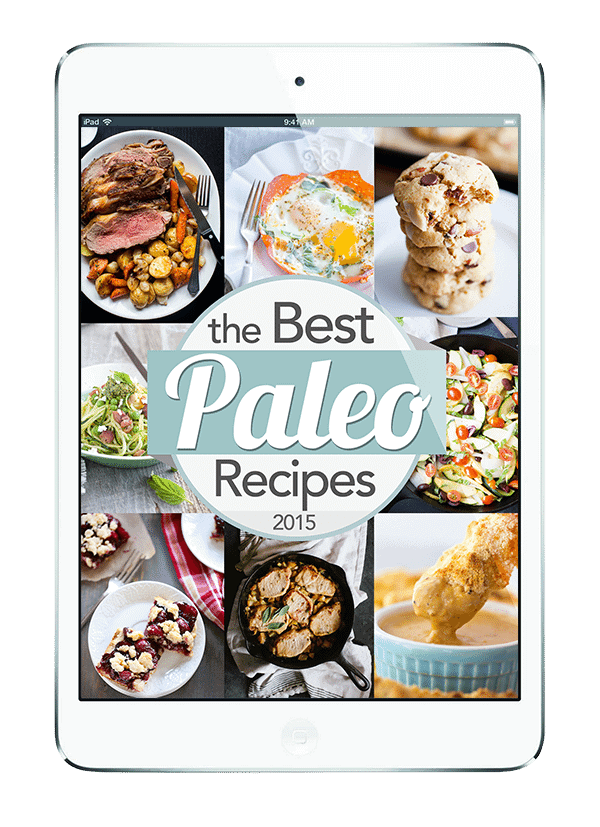 Best Paleo Recipes 2015 eBook