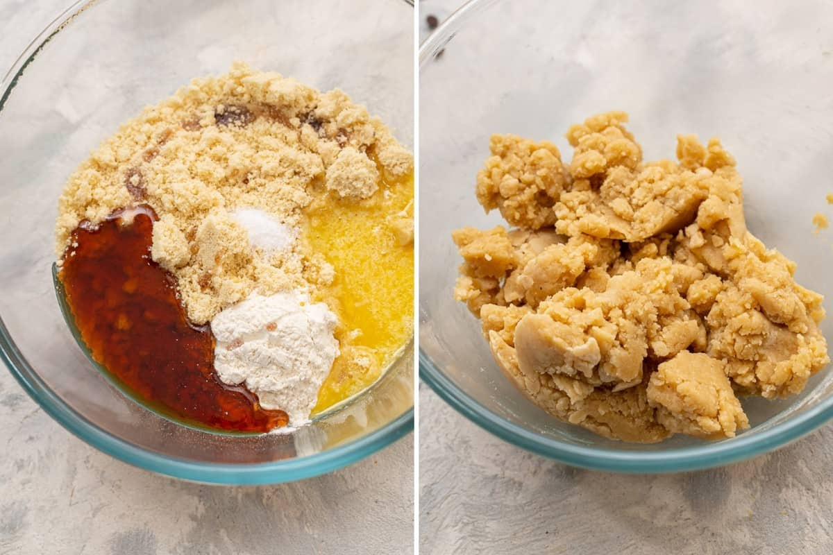 Tart crust preparation