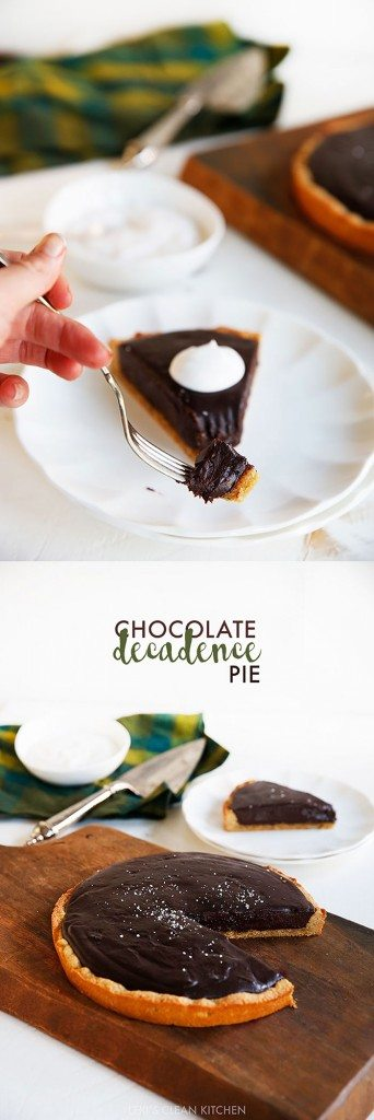 Chocolate Decadence Pie