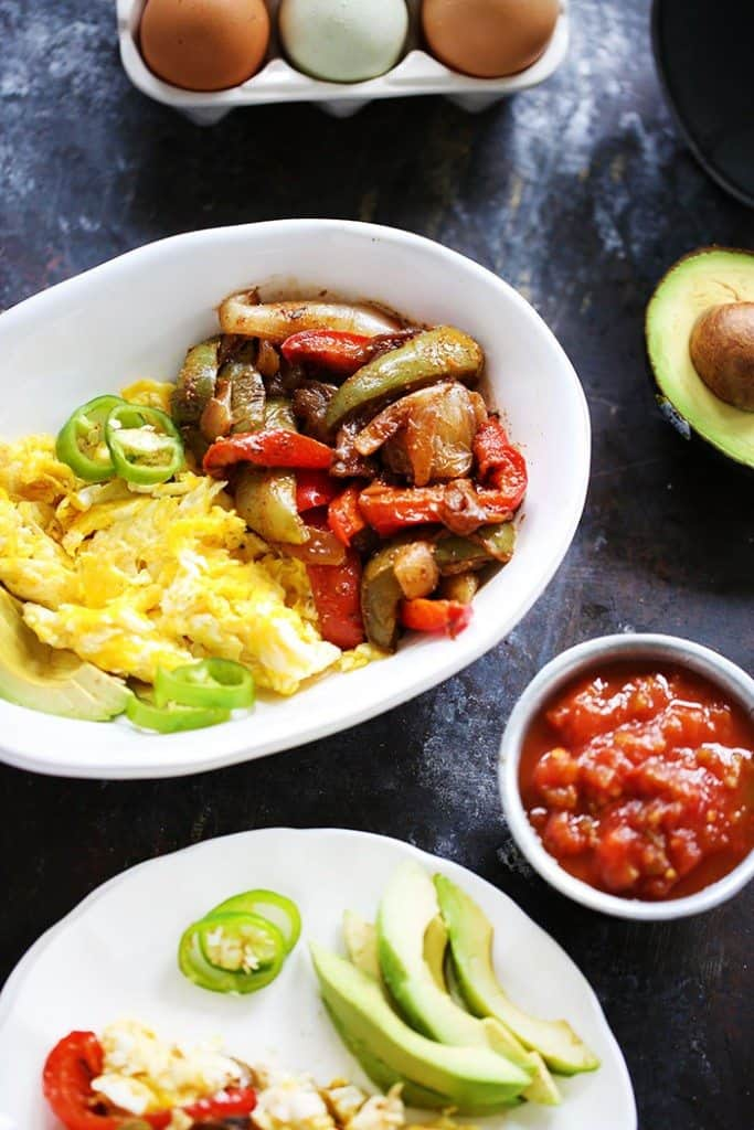Breakfast Fajitas