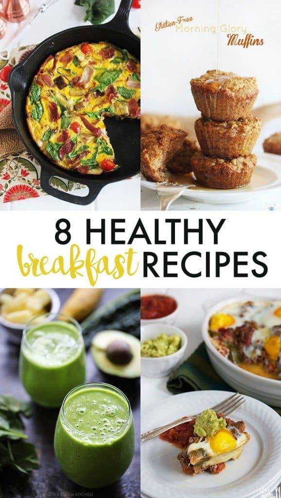 Kick-Start Your Morning: 8 Healthy Breakfast Recipes