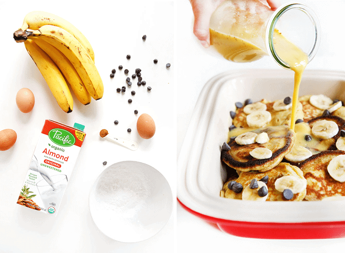 Paleo Pancake Casserole