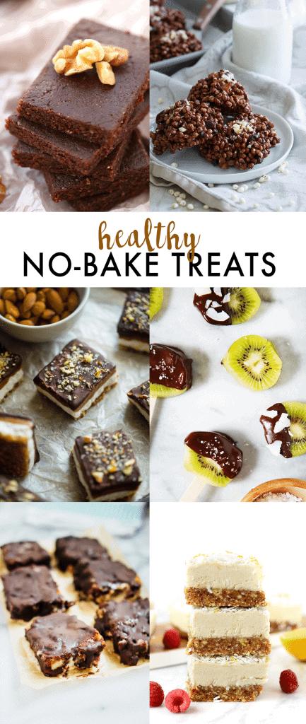 Healthy No Bake Treats