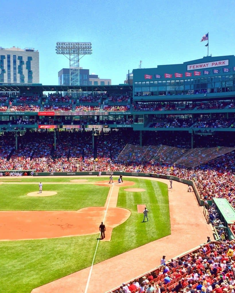 Fenway Park with Mastercard