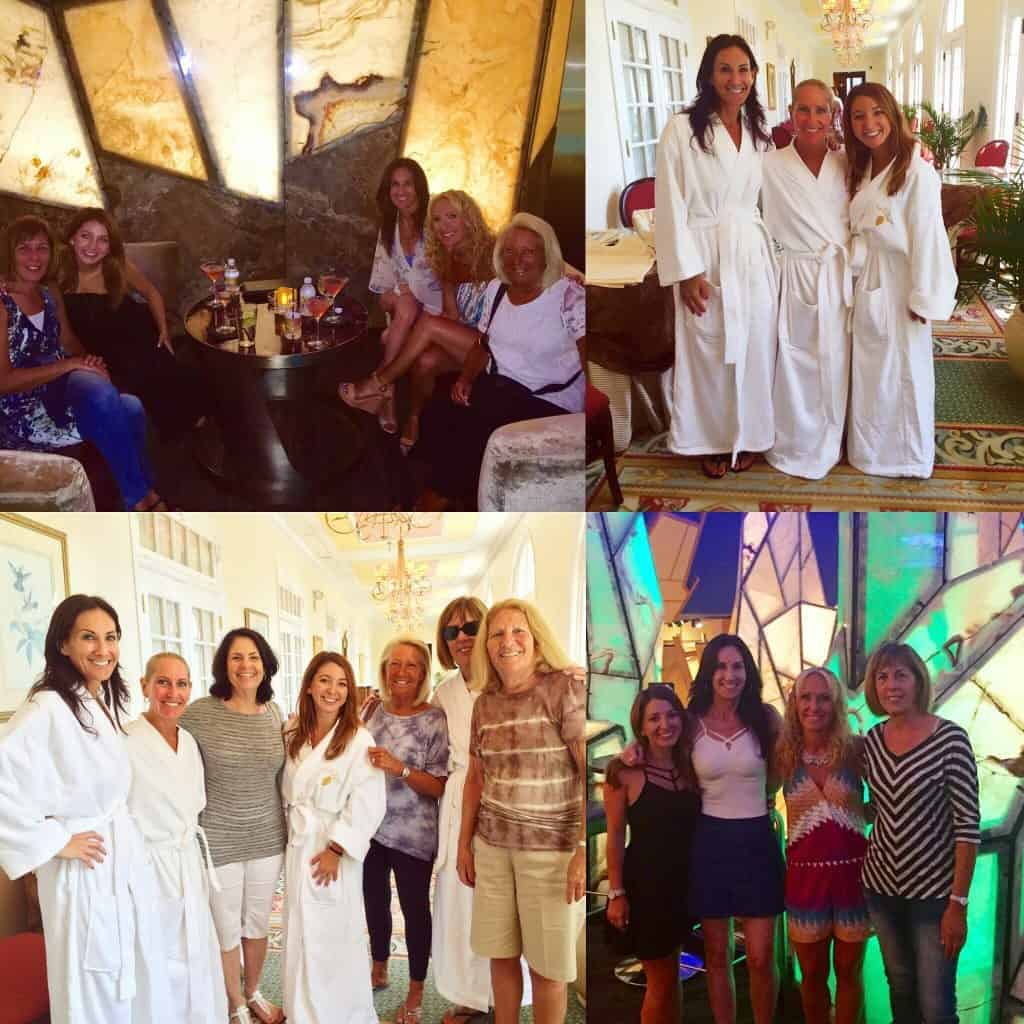 Norwich Spa & Mohegan Sun