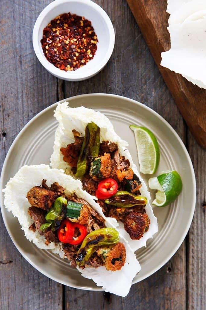 Vietnamese Beef Cabbage Wraps Lexi S Clean Kitchen