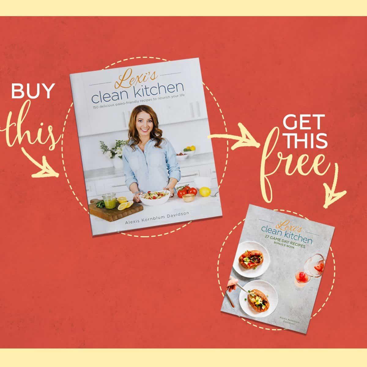 Lexi's Clean Kitchen: Get Your FREE 27 Recipe Bonus E-Book