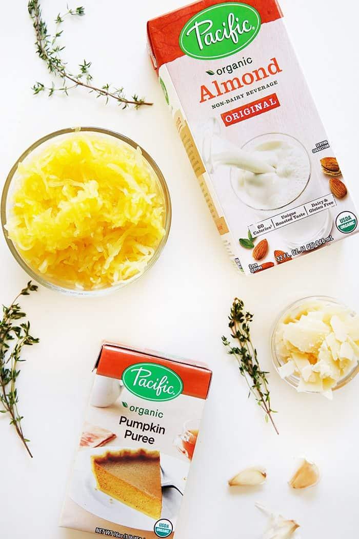 Creamy Pumpkin Casserole