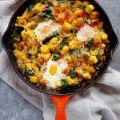 Fall Hash Brown Breakfast Skillet