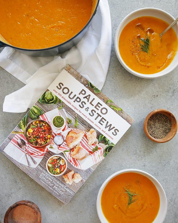 French Squash Soup
