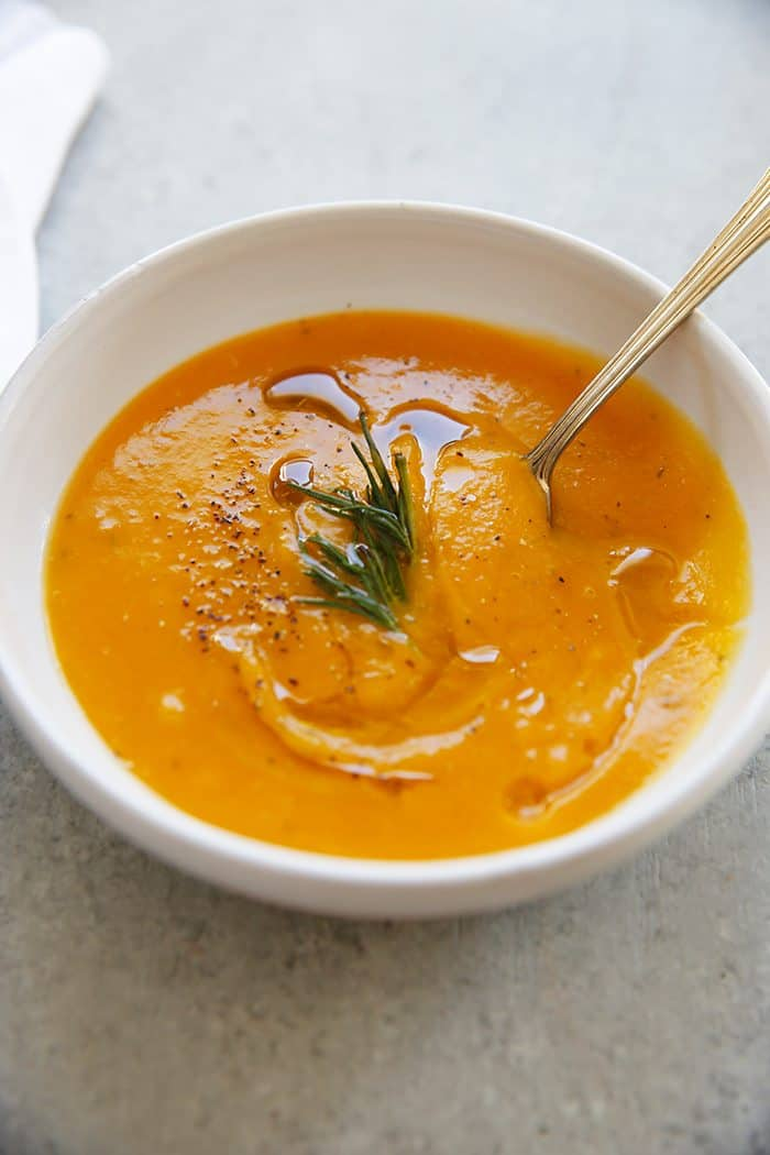 French Squash Soup