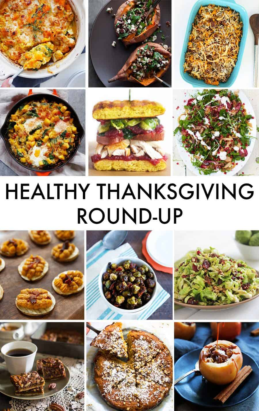 Healthy Thanksgiving Round-Up