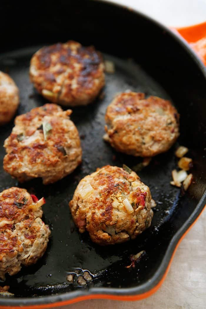 Apple Sage Breakfast Sausage - Lexi's Clean Kitchen