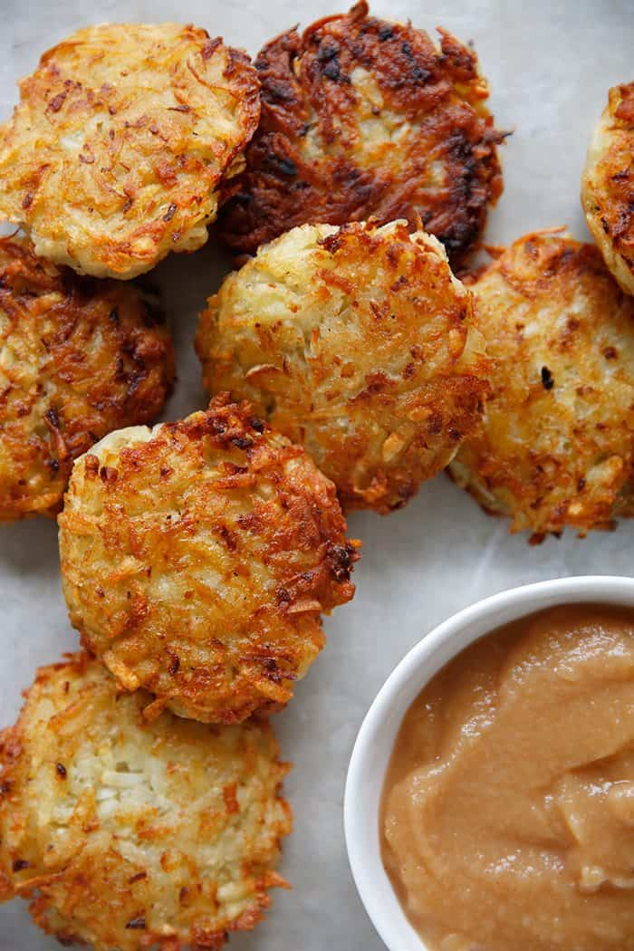 Gluten Free Classic Potato Latkes