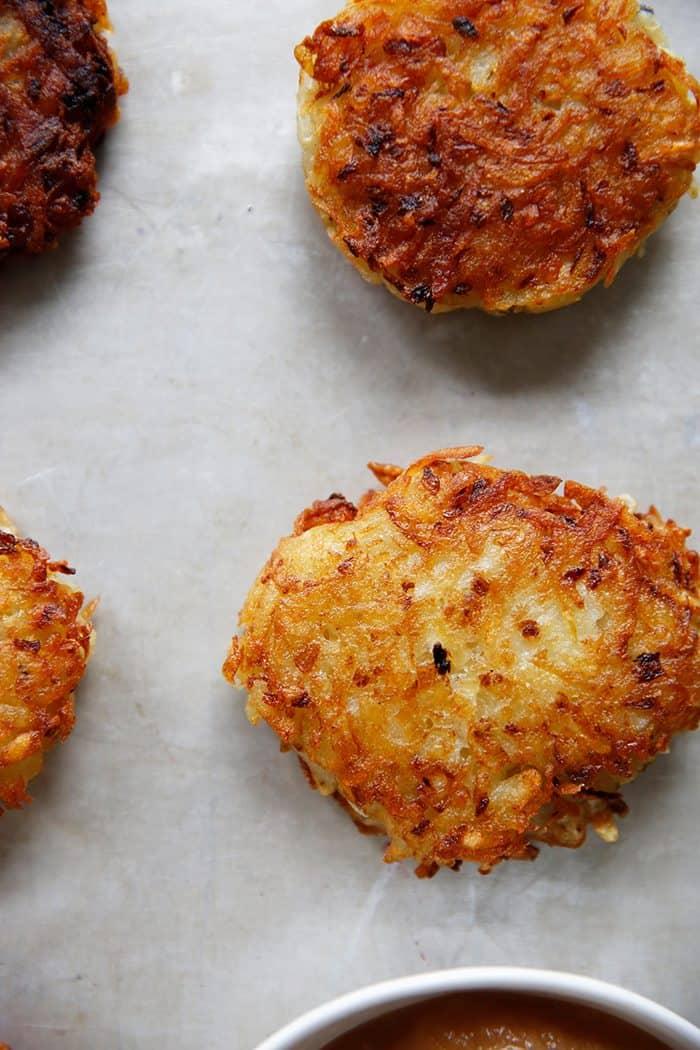 Gluten-Free Classic Potato Latkes