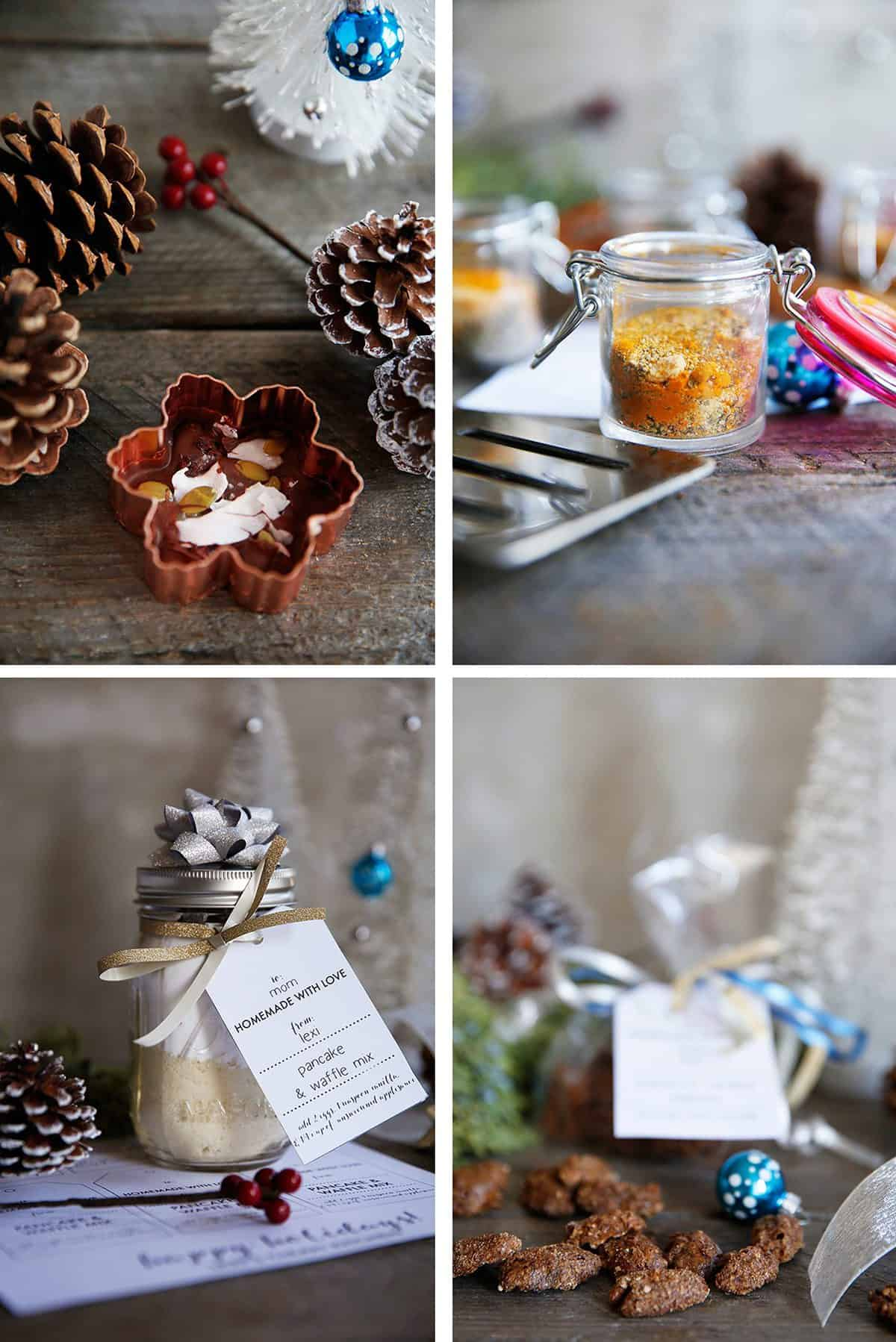 The ultimate foodie holiday gift basket lexis clean kitchen diy giftweek negle Images