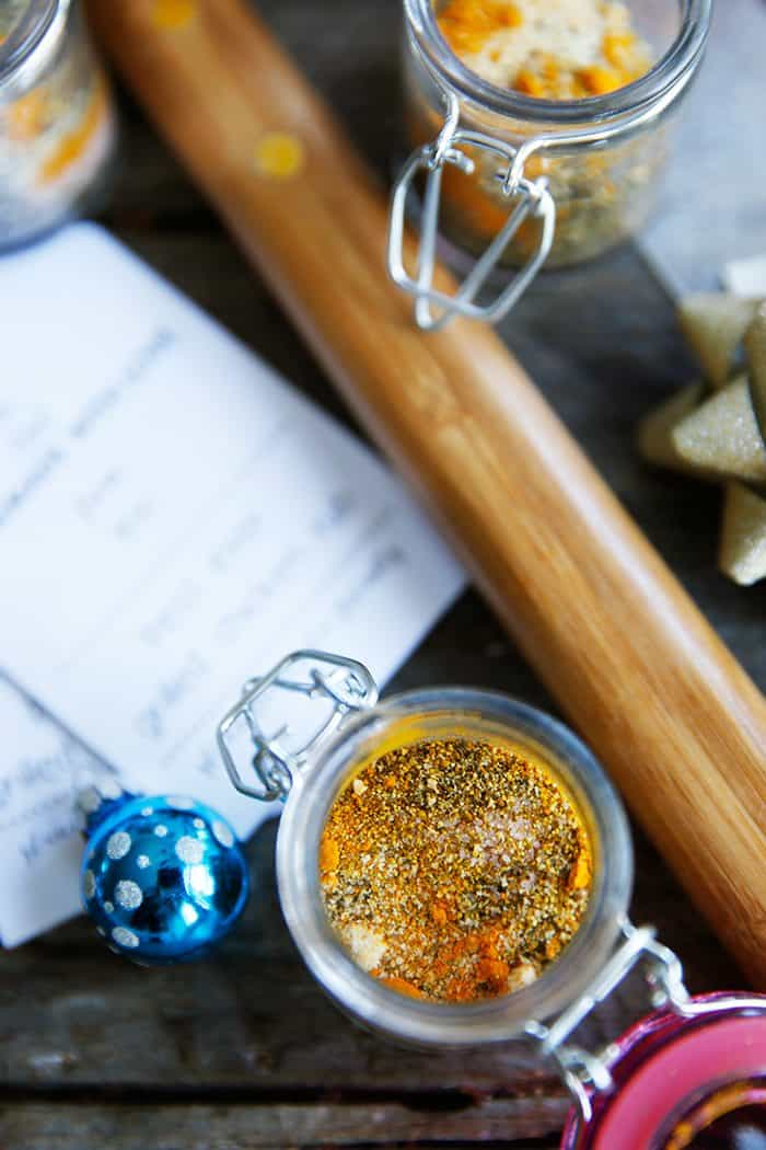 DIY Best Ever Chicken Rub
