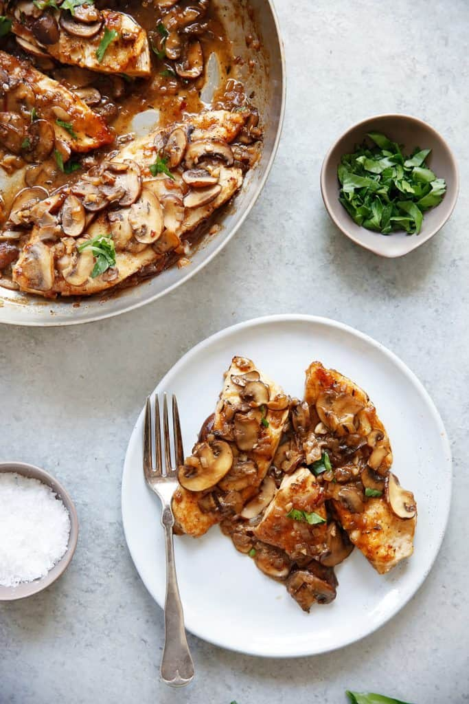 Chicken Marsala Lexis Clean Kitchen