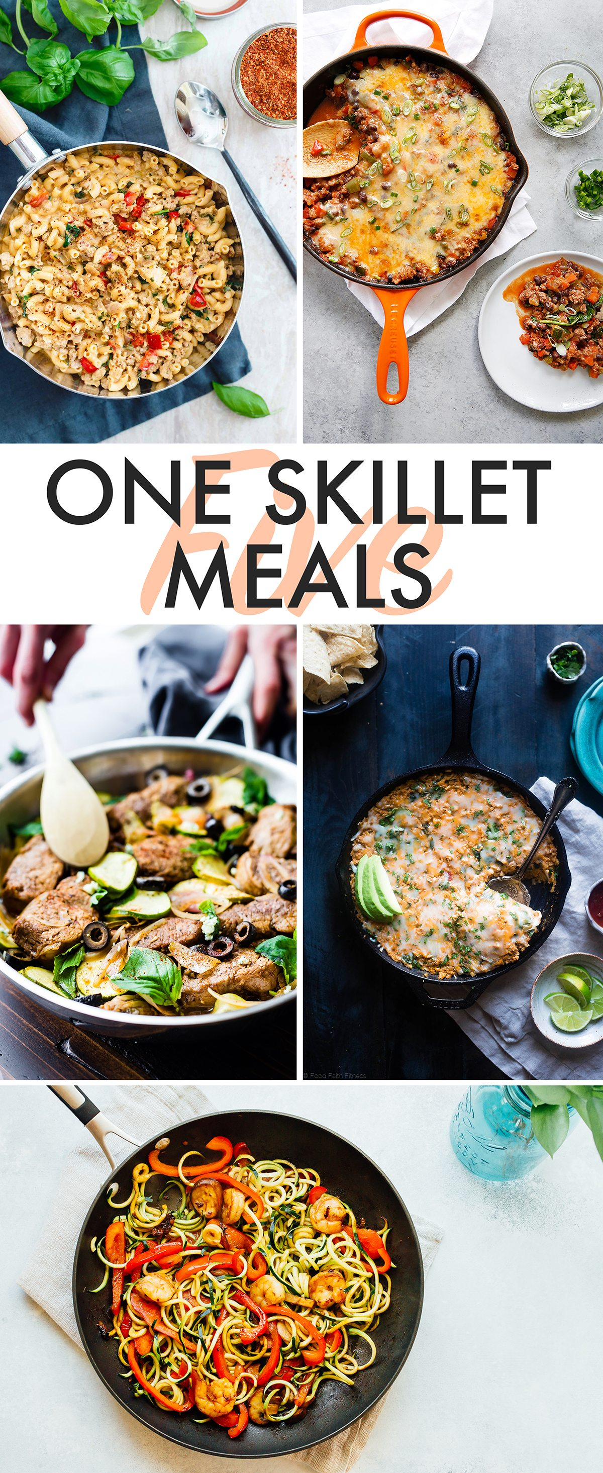 30-Minute Loaded Taco Skillet
