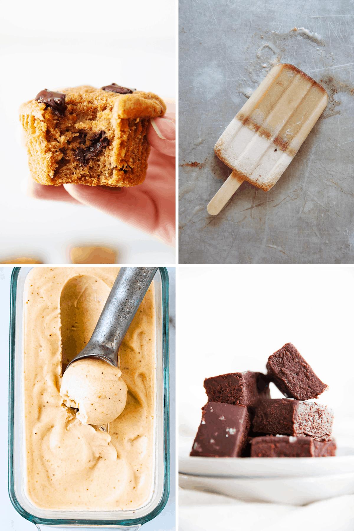 Healthy freezer-friendly snacks.