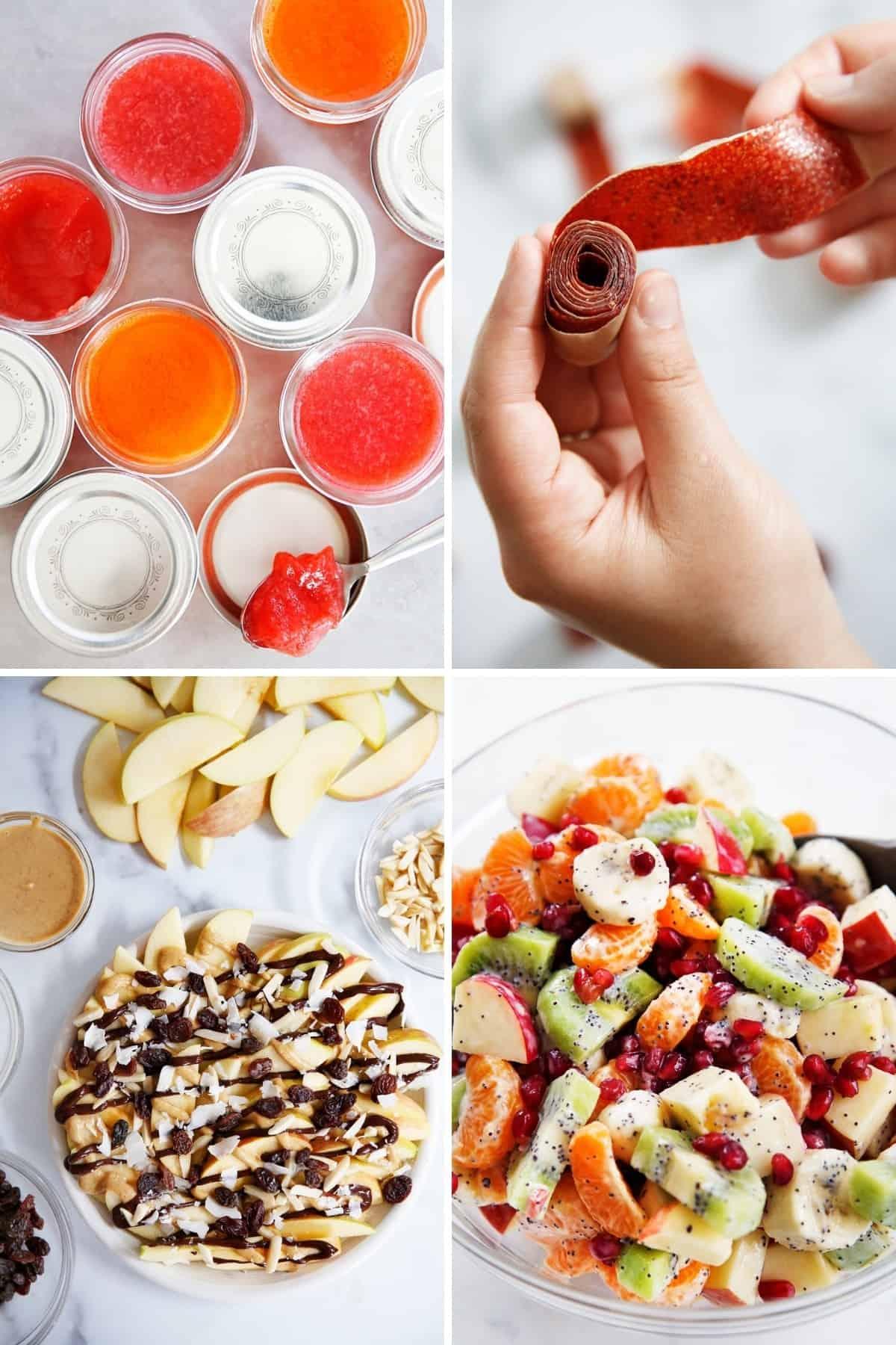 Healthy paleo snack recipes.