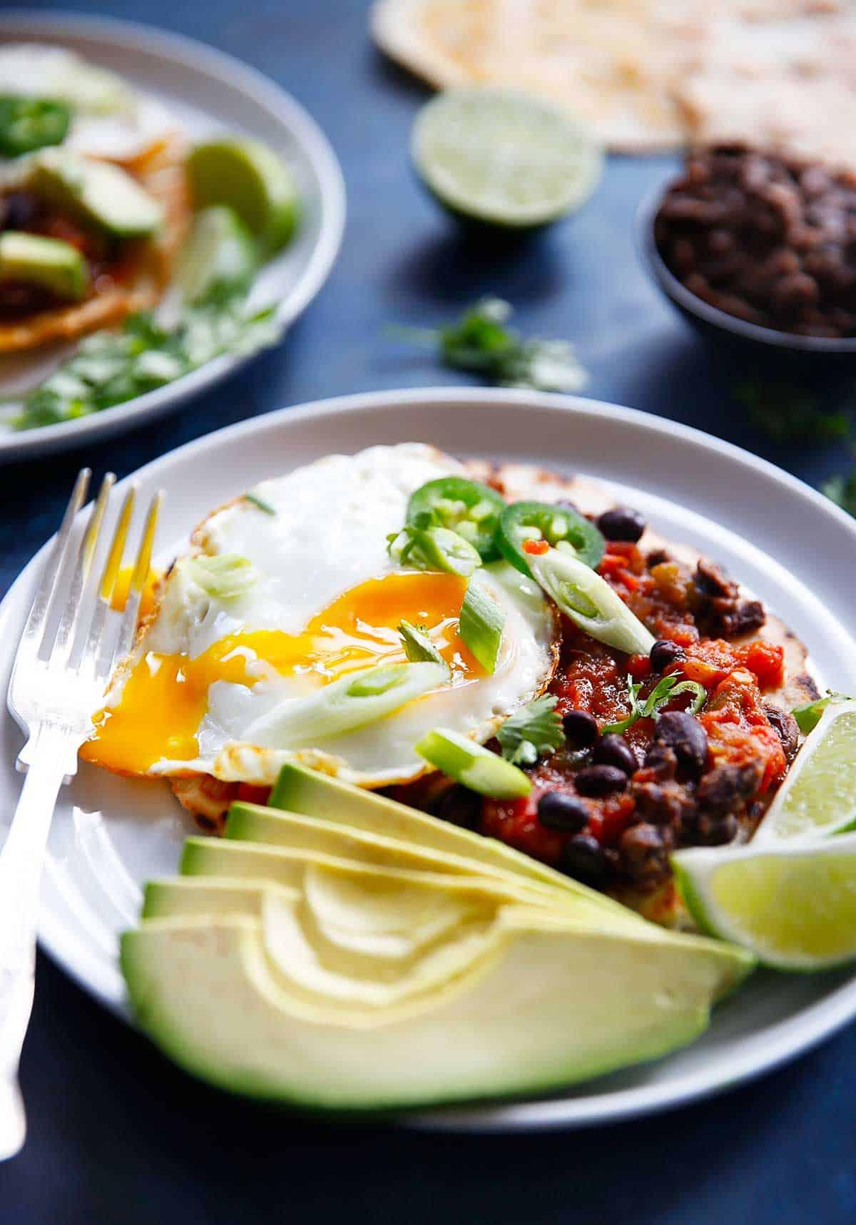 Huevos Rancheros - Lexi's Clean Kitchen