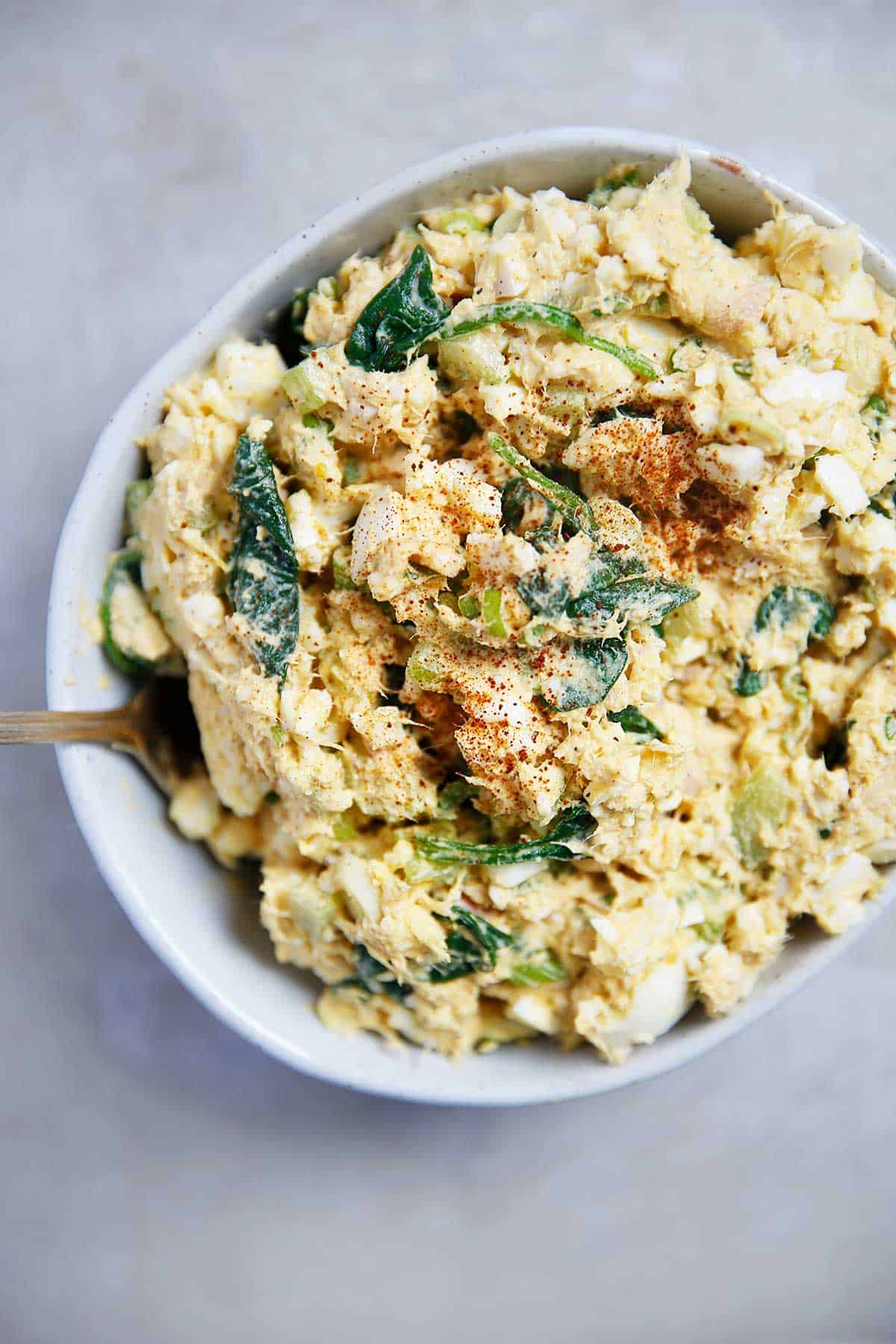 The BEST Egg Salad ever