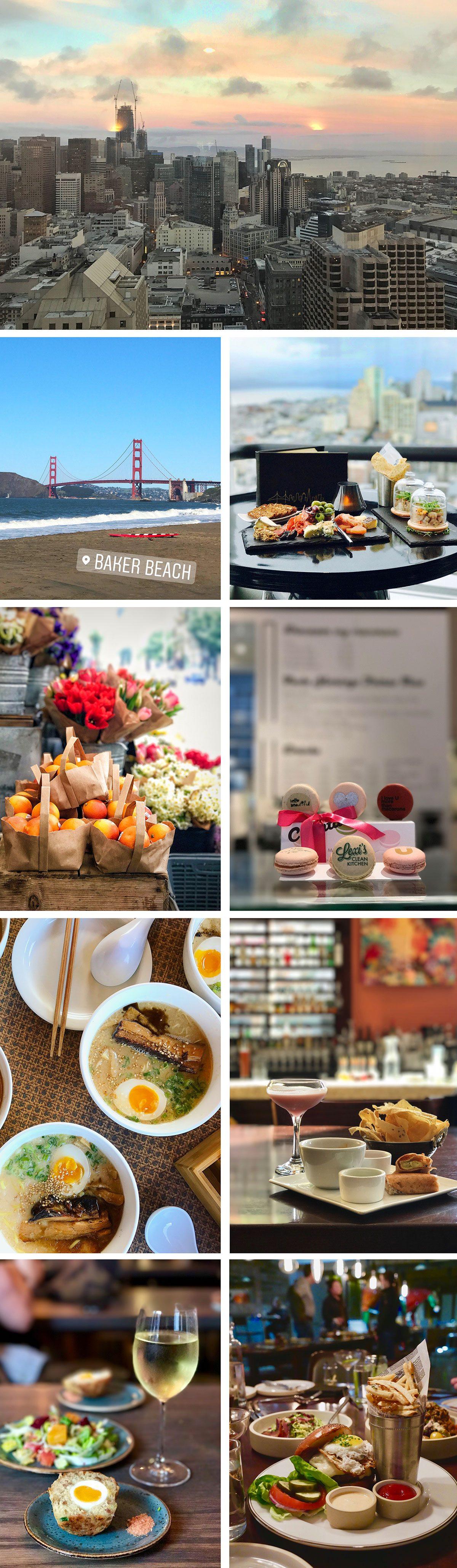San Fran Food Blogger Trip