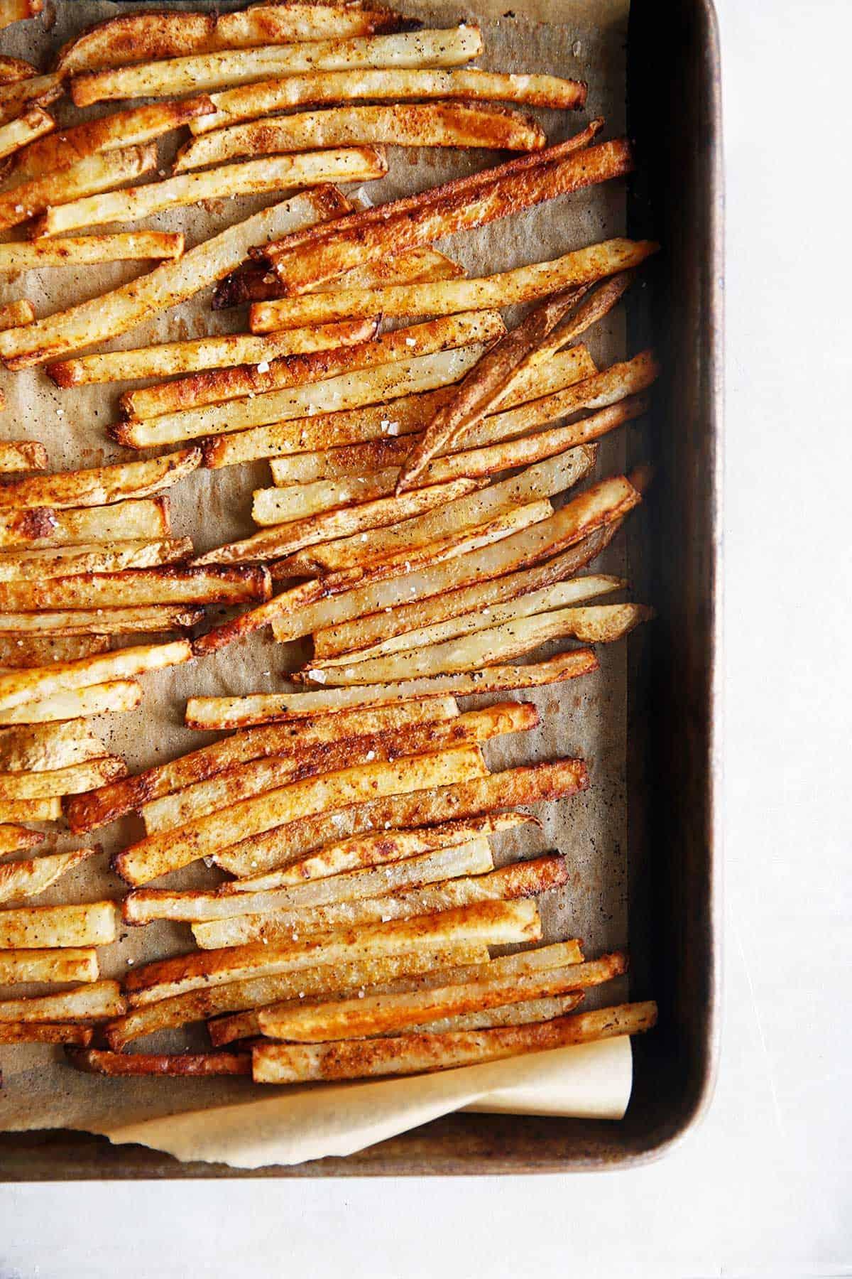 Kimchi Fries | Lexi's Clean Kitchen