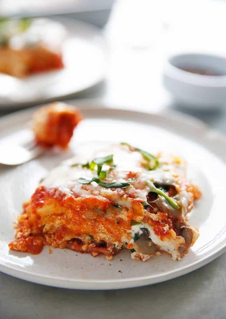 Gluten-Free Matzo Lasagna - Lexi's Clean Kitchen