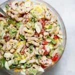 BLT Pasta Salad | Lexi's Clean Kitchen