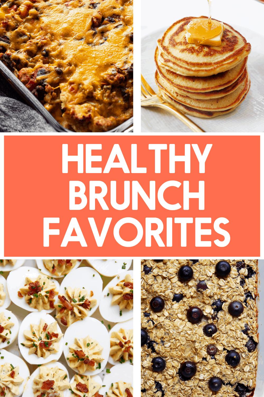 30+ Healthy Brunch Recipes