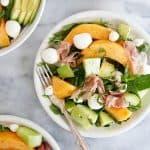 Melon and Prosciutto Salad | Lexi's Clean Kitchen