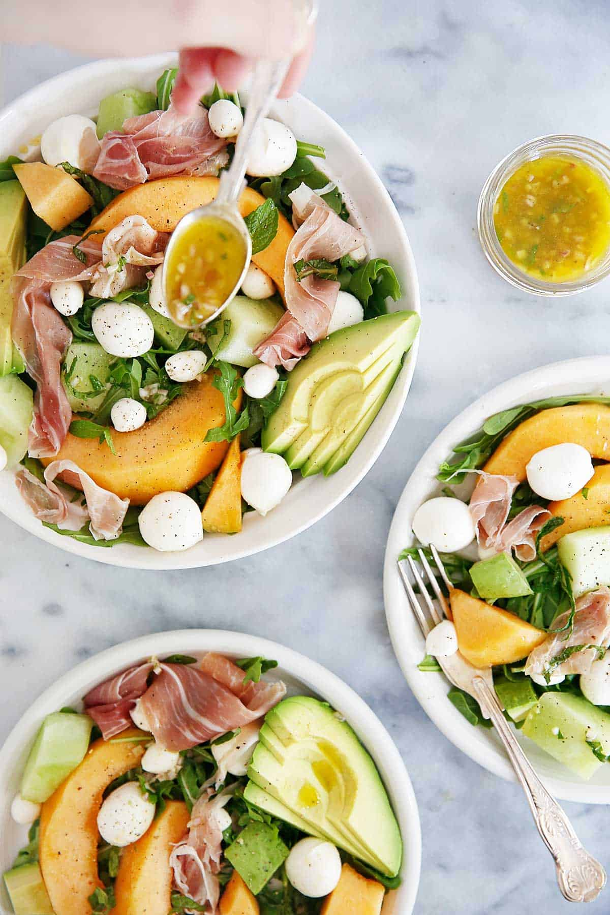 Melon and Prosciutto Salad | Lexi's Clean Kitchen