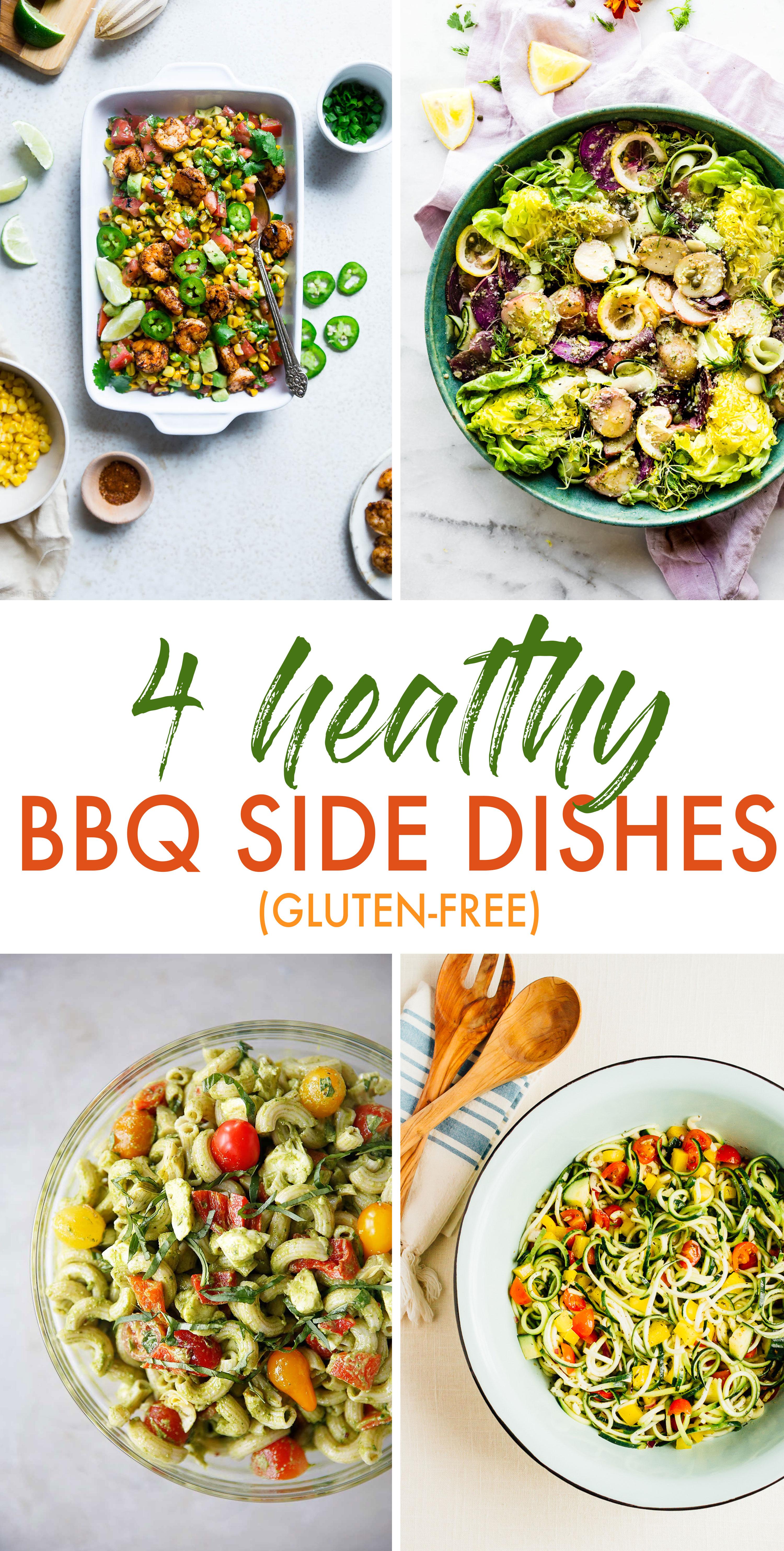 4 Healthy BBQ Side Dishes (Gluten-Free) - Lexi's Clean Kitchen