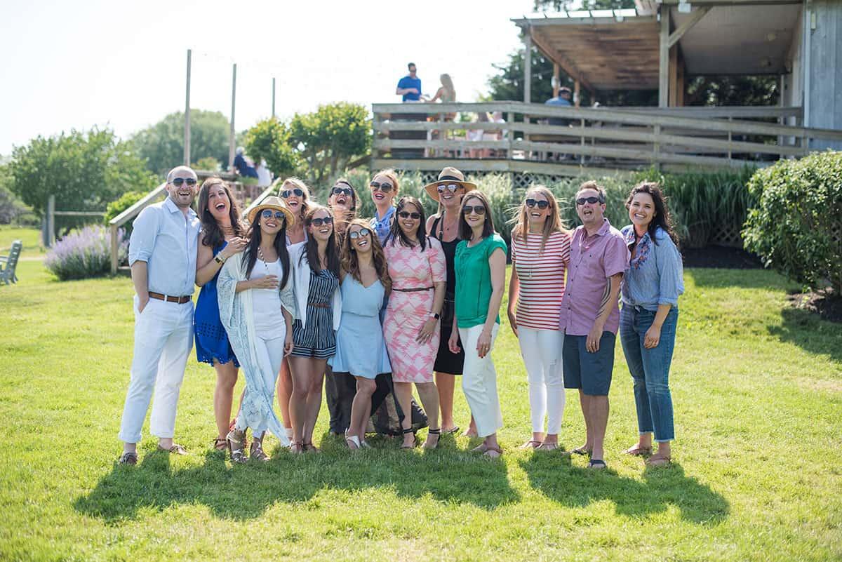 Hamptons Retreat Bedell Cellar Vinyard
