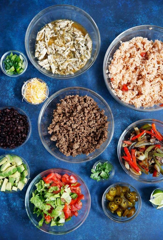 Meal Prep Freezer Burritos | Lexi's Clean Kitchen