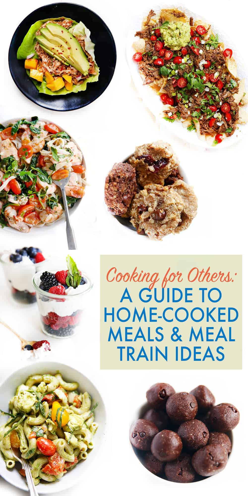 Cooking for Others: A Guide to Home-Cooked Meals & Meal Train Ideas - Lexi's Clean Kitchen
